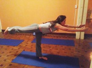 Talita na Yoga