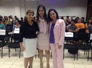 Andrea, Talita e Alexandra - UTFPR