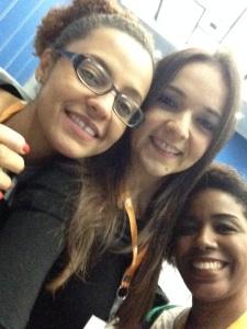 Yngrid, Talita e Luana