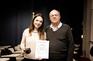 Diploma de Palestrante Mackenzie