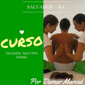 Curso Massoterapia em Salvador