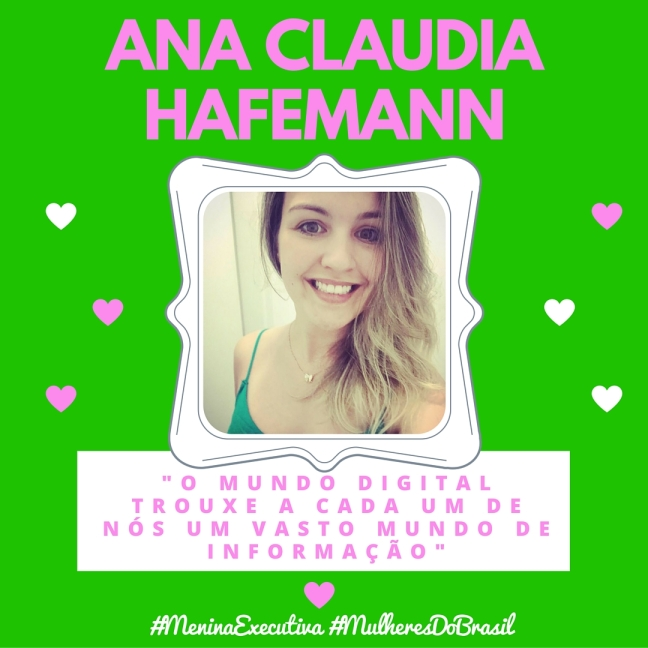 Ana Claudia Hafemann