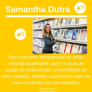 Samantha Dutra